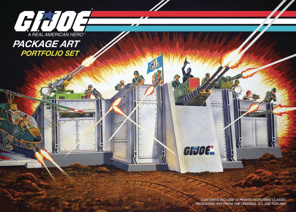 G.I. Joe Portfolio