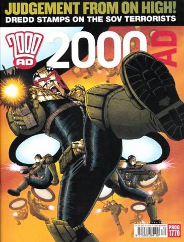 2000 AD #1770