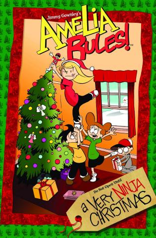 Amelia Rules! A Very Ninja Christmas