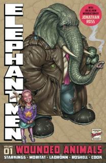 Elephantmen: Revised & Expanded Vol. 1