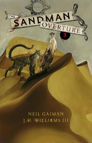 The Sandman: Overture #3 (Cover B)