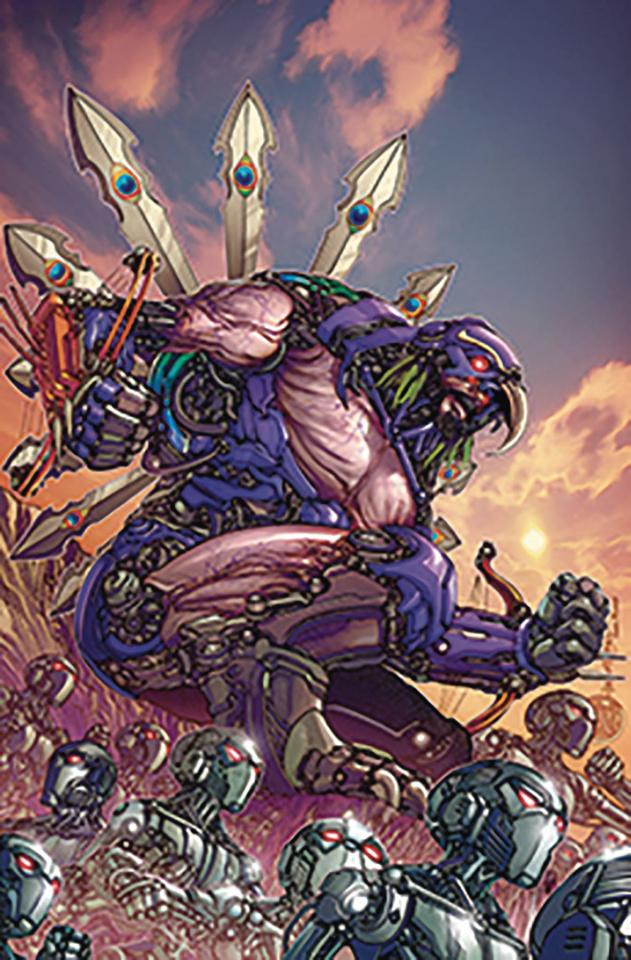 Robyn Hood: Vigilante #5 (Tolibao Cover)