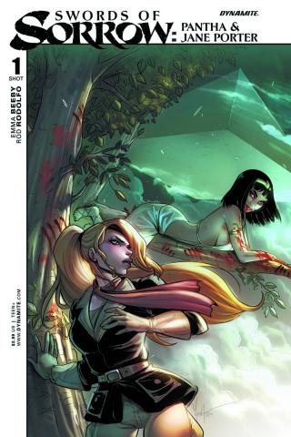 Swords of Sorrow: Pantha  & Jane Porter #1