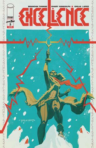 Excellence #5 (Randolph Cover)