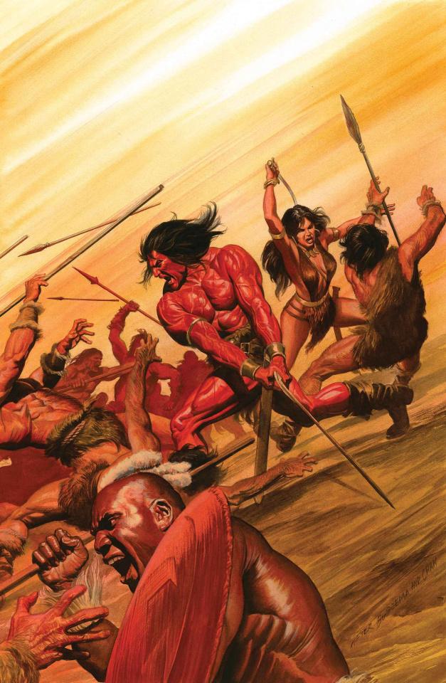 The Savage Sword of Conan #3