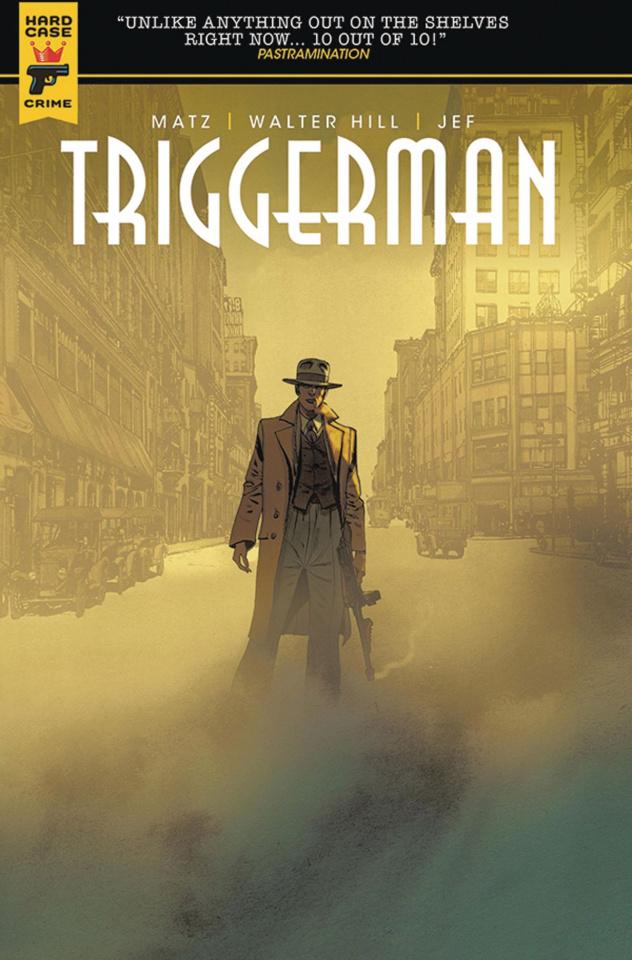 Hard Case Crime: Triggerman