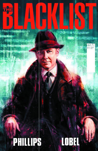 The Blacklist #1 (Zhang Cover)