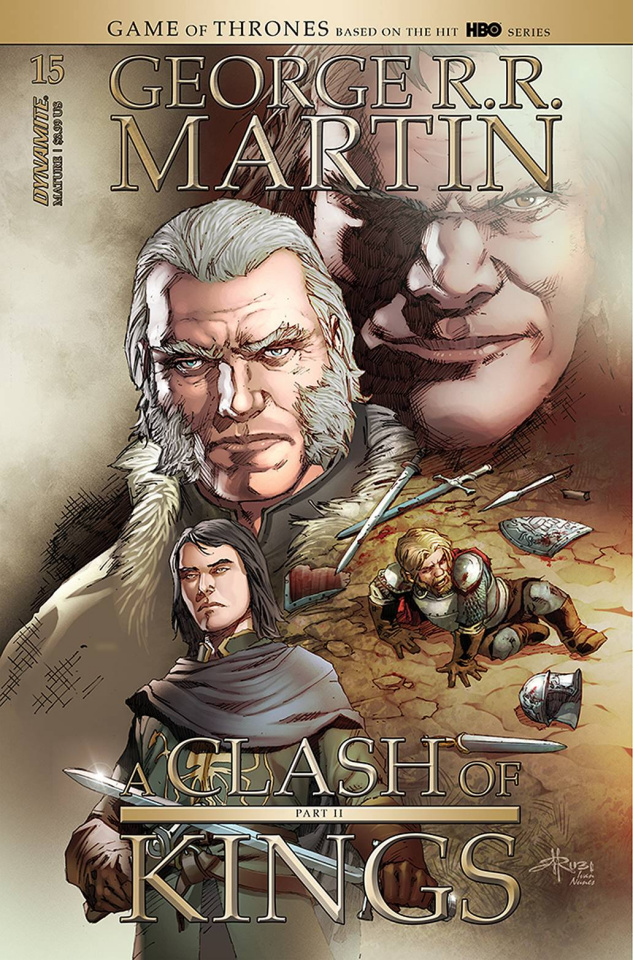 A Clash of Kings #15 (Rubi Cover)