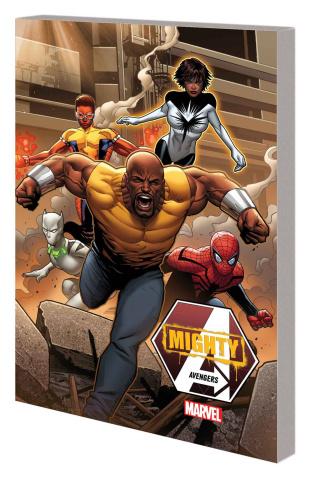 The Mighty Avengers Vol. 1: No Single Hero