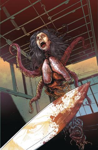 Godkillers #2 (Haun Cover)
