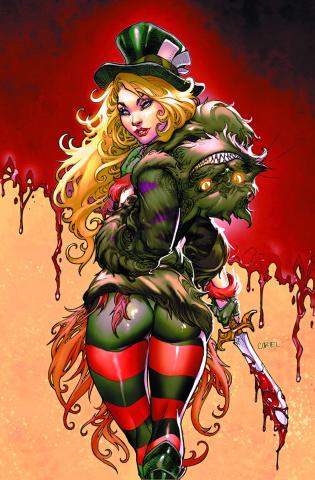 Grimm Fairy Tales: Wonderland #19 (Pantalena Cover)