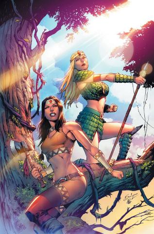 Neverland Annual 2021 (Edgar Salazar Cover)