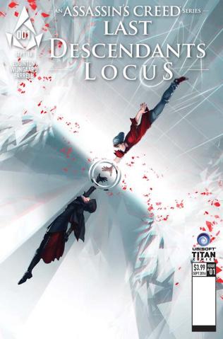 Assassin's Creed: Last Descendants - Locus #1 (Glass Cover)