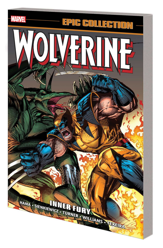 Wolverine: Inner Fury (Epic Collection)