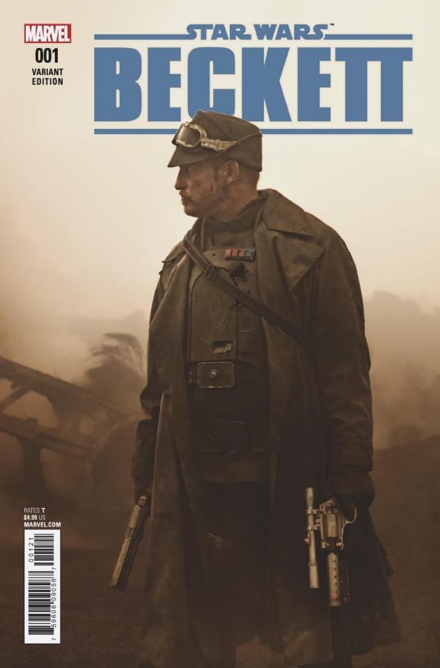Star Wars: Beckett #1 (Movie Cover)