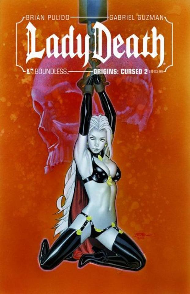 Lady Death Origins: Cursed #2