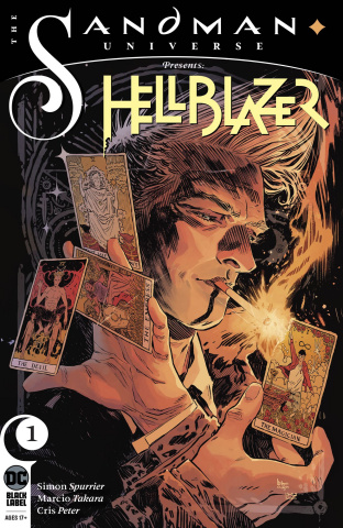 The Sandman Universe: Hellblazer #1