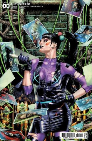 The Joker #10 (Jay Anacleto Cover)