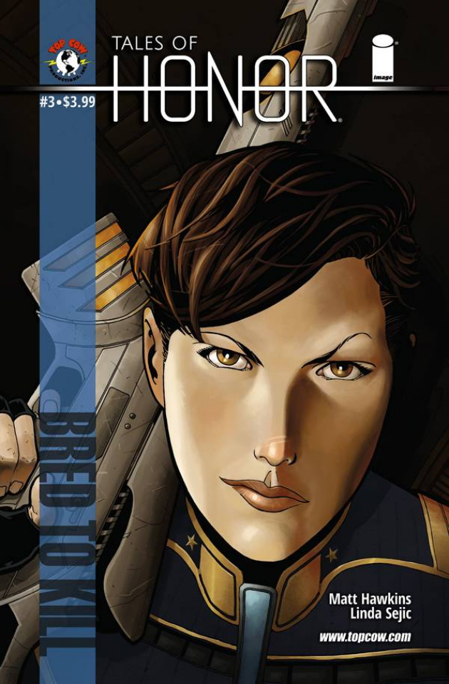 Tales of Honor: Bred To Kill #3 (Ekedal Cover)