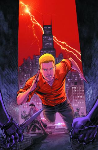 The Flash #25: Zero Year