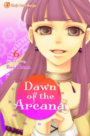 Dawn of the Arcana Vol. 6