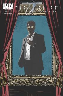 The X-Files, Season 10 #22 (10 Copy Cover)