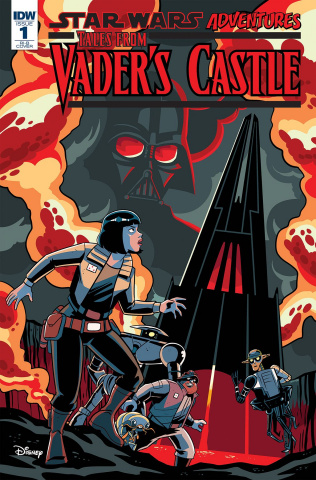 Star Wars: Tales From Vader's Castle #1 (100 Copy Cover)