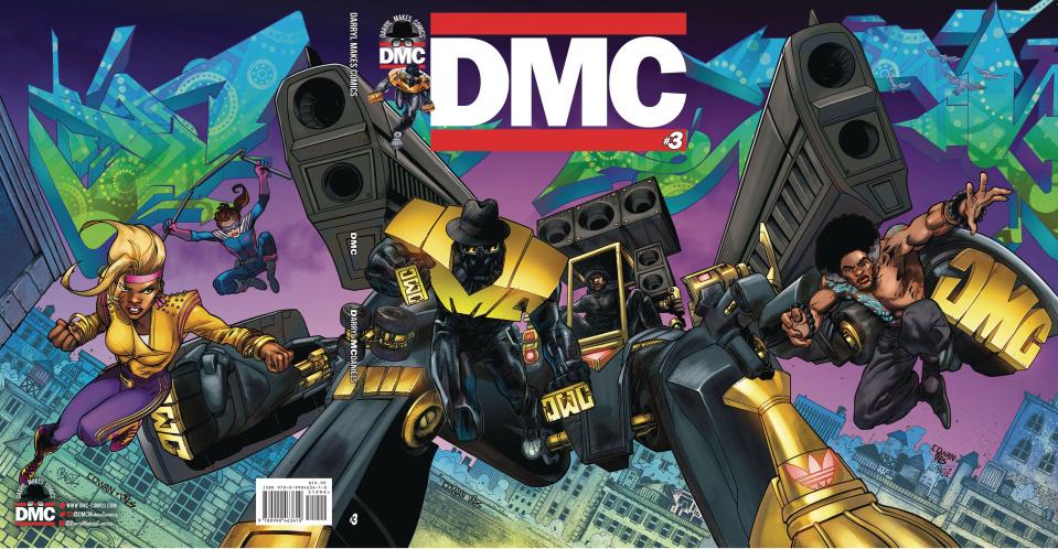 DMC #3