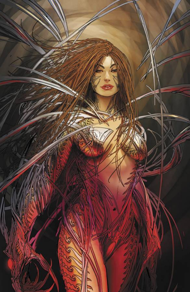 Witchblade #171 (Sejic Cover)