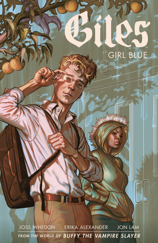 Buffy the Vampire Slayer, Season 11: Giles, Girl Blue Vol. 1