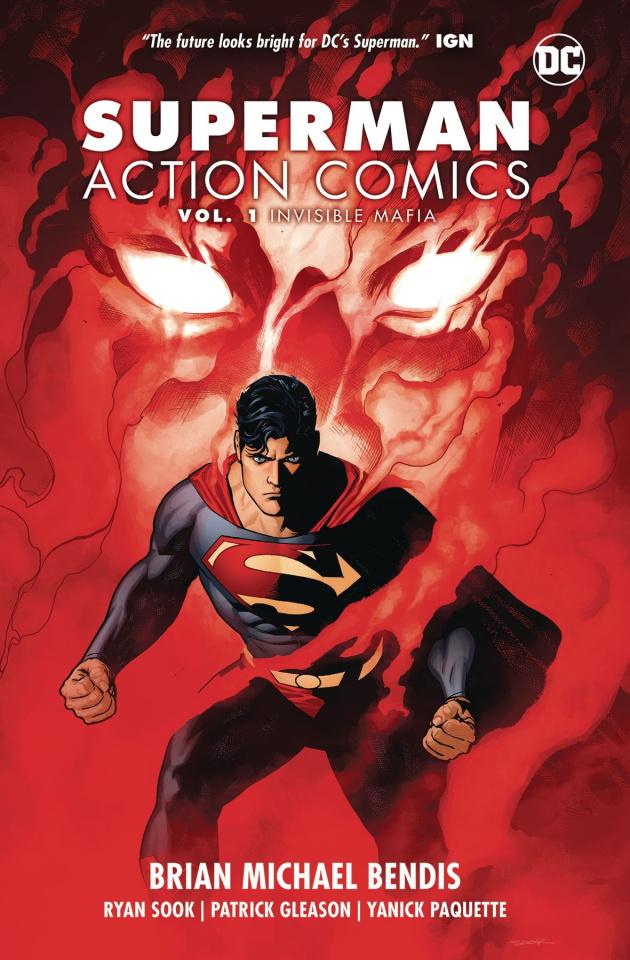 Action Comics Vol. 1: Invisible Mafia