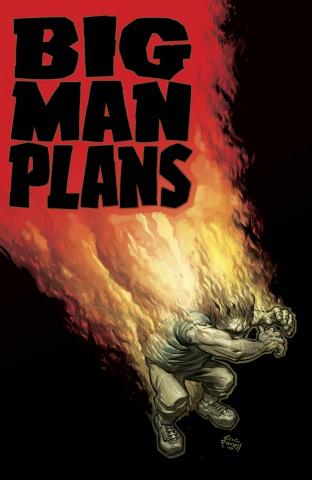 Big Man Plans #3 (Powell Cover)