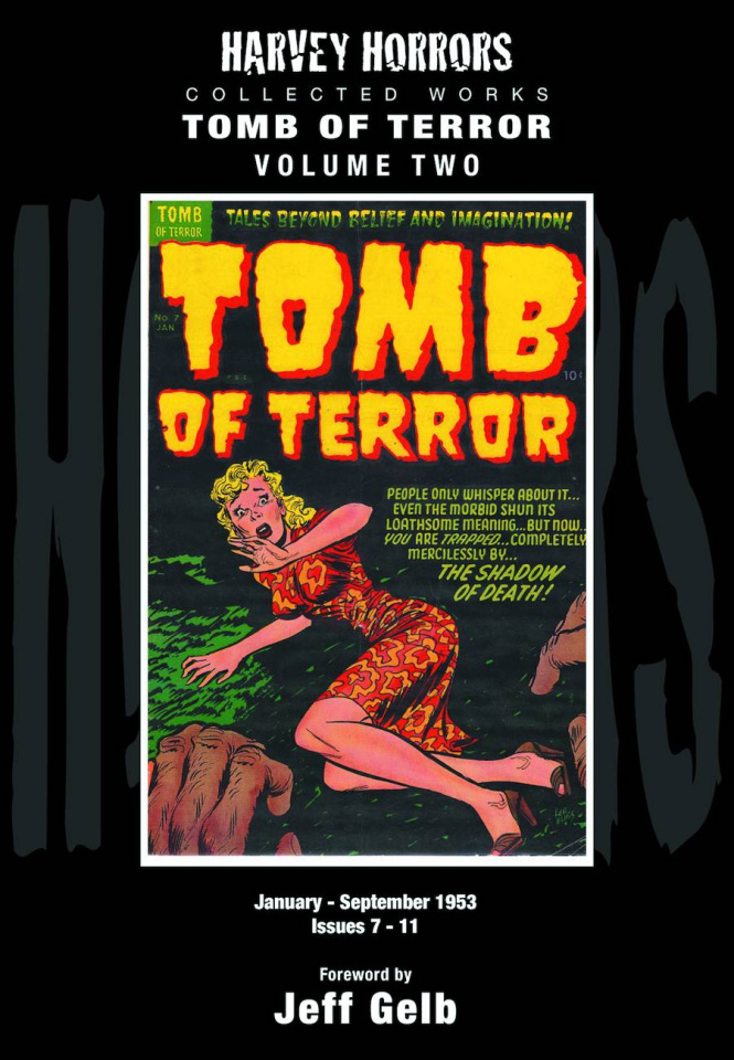 Harvey Horrors: Tomb of Terror Vol. 2