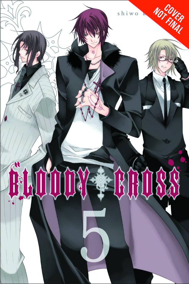 Bloody Cross Vol. 5