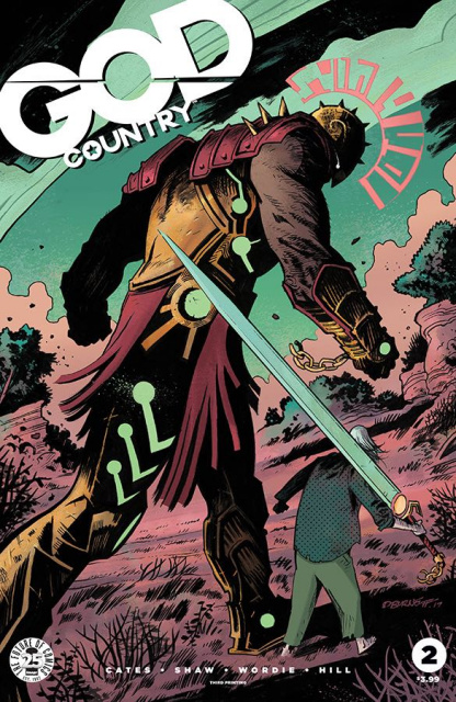 God Country #2 (3rd Printing)