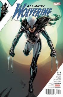 All-New Wolverine #19 (Kubert 2nd Printing)