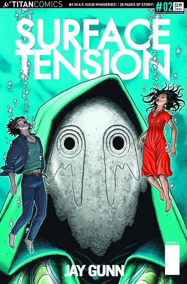 Surface Tension #2 (Gunn Cover)