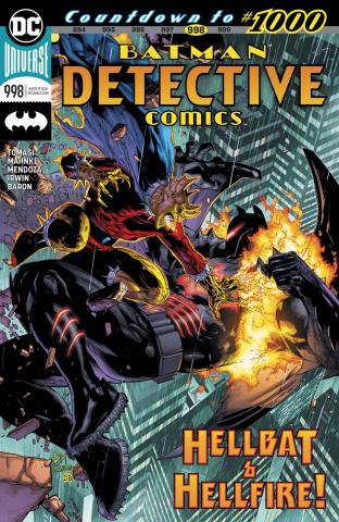 Detective Comics #998