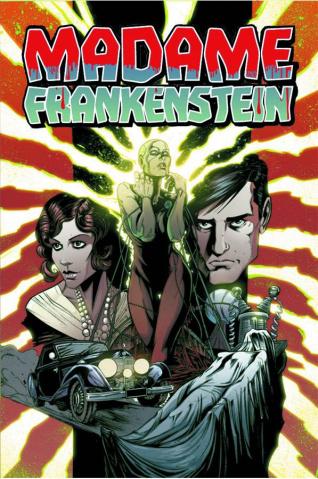 Madame Frankenstein #1