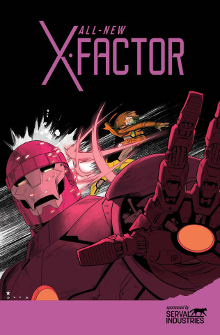 All-New X-Factor #16