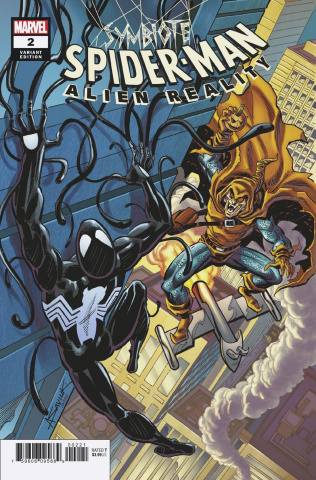 Symbiote Spider-Man: Alien Reality #2 (Saviuk Cover)