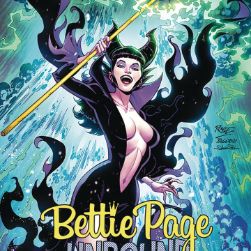 Bettie Page: Unbound #7 (Royle Cover)