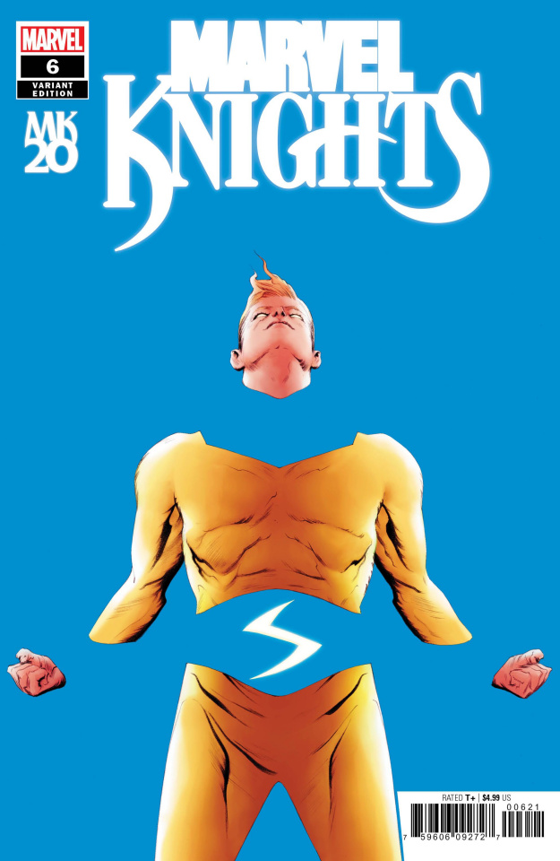 Marvel Knights: 20th Anniversary #6 (Jae Lee Cover)