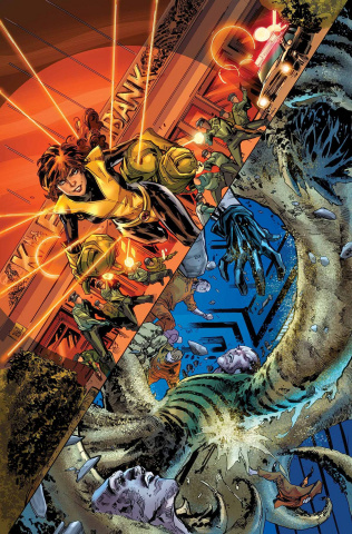 AXIS: Revolutions #3