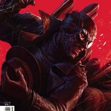 Spider-Man Noir #5