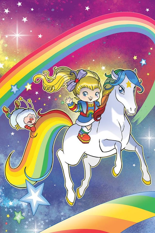 Rainbow Brite #1 (10 Copy Fleecs Virgin Cover)