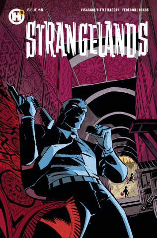 Strangelands #6