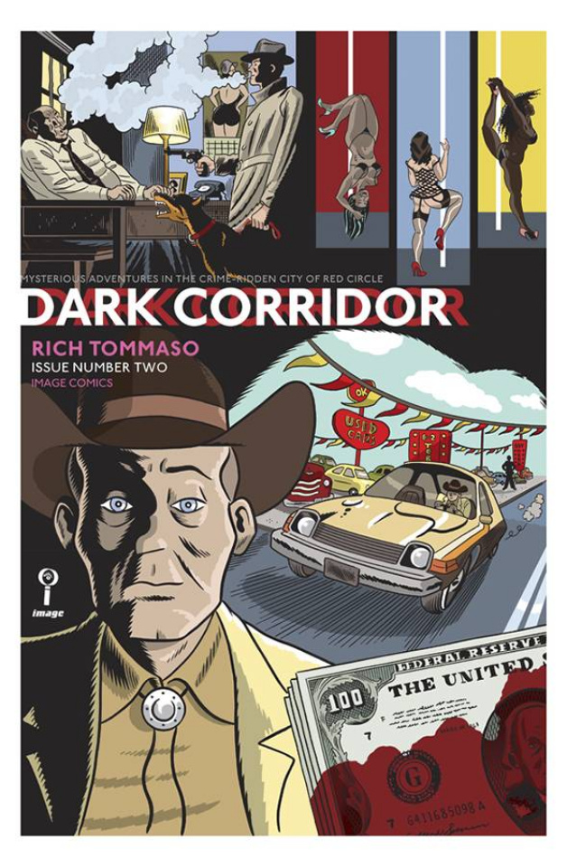 Dark Corridor #2