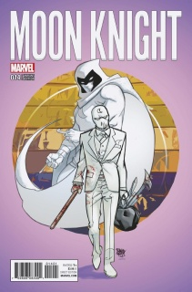 Moon Knight #14 (Ferry Cover)