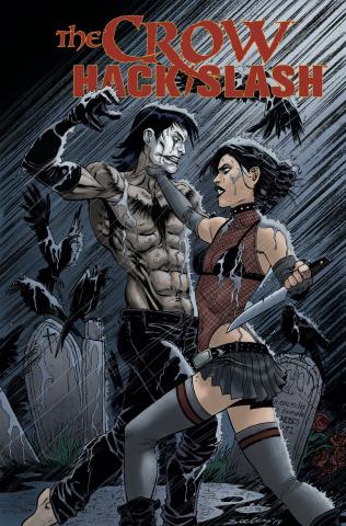 The Crow / Hack/Slash Vol. 1